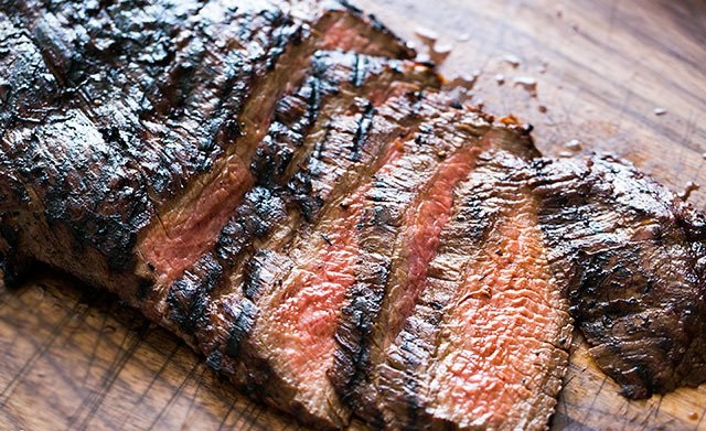 SinS grilled flank steak